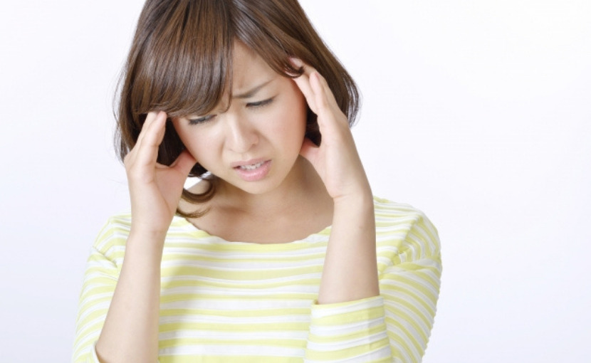 顎の痛み,顎関節症