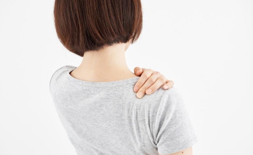 肩こり・腕のしびれが改善したデスクワークの47歳女性